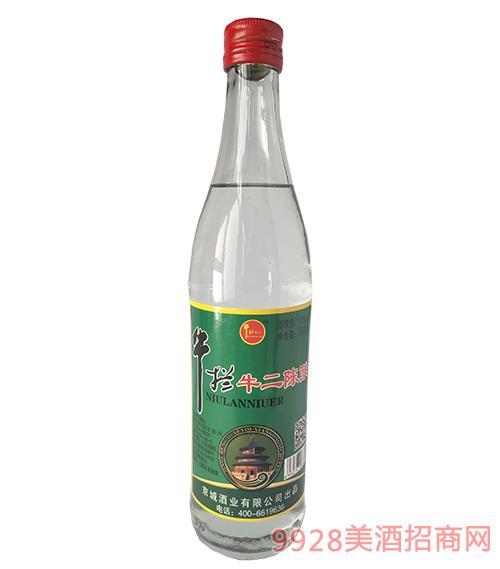 牛栏牛二酒陈酿42度500ml