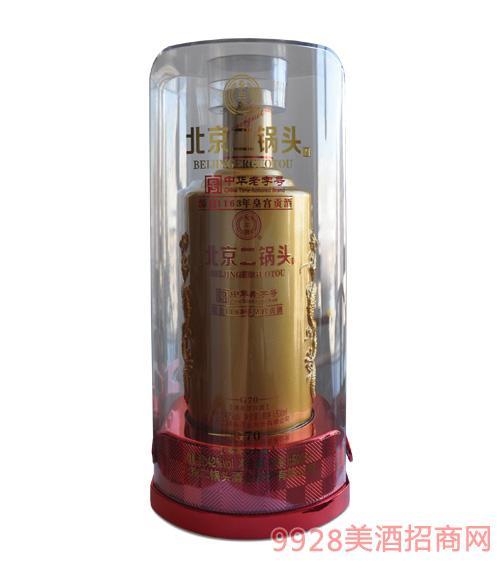 北京二锅头G70(金)