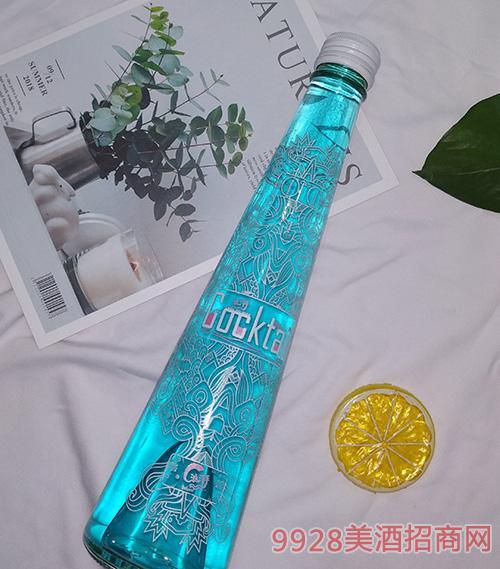 浪湃鸡尾酒(蓝)