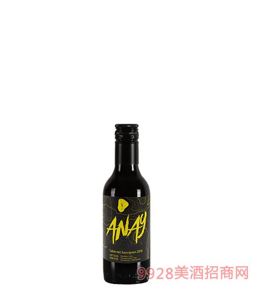 友好·187赤霞珠葡萄酒