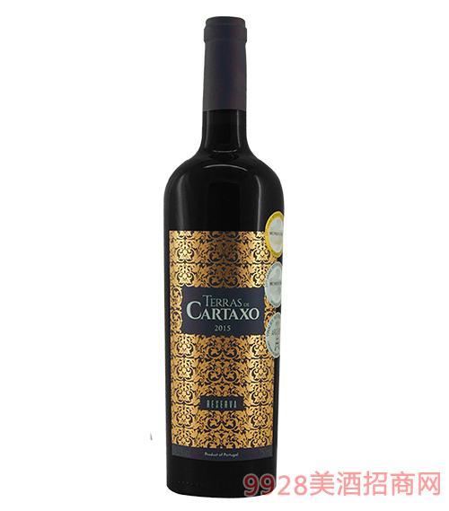 卡塔舒珍藏红葡萄酒14.5度750ml