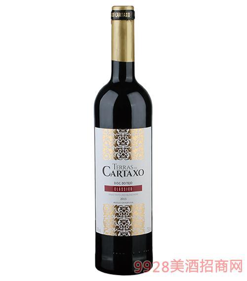 卡塔舒DOC红葡萄酒14度750ml