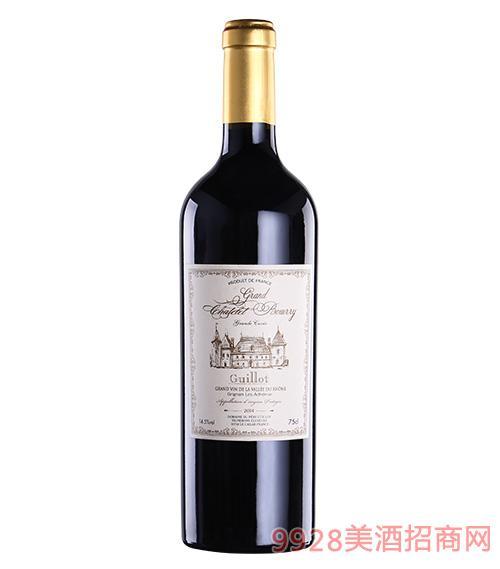 法国吉洛大布利(新)红葡萄酒