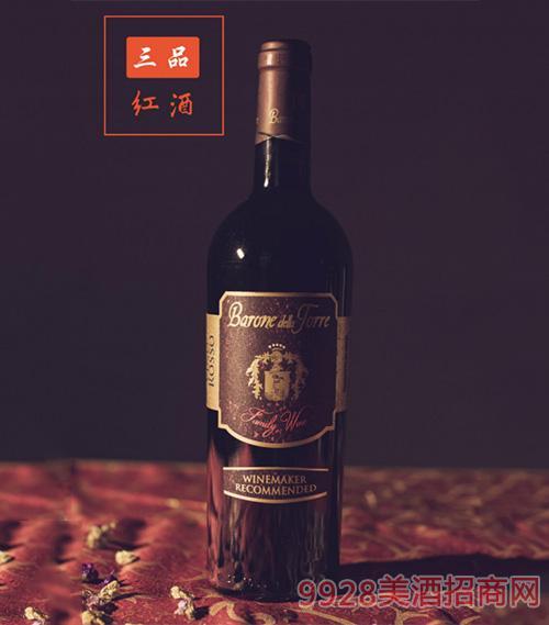 男爵城堡干�t葡萄酒