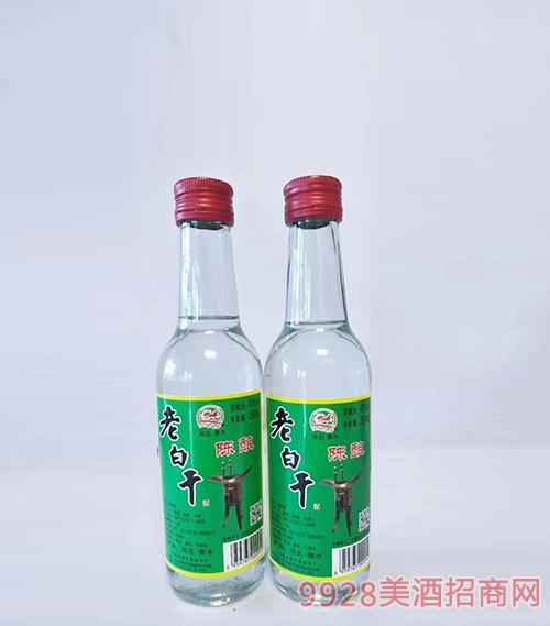 老白干酒陈酿42度250ml