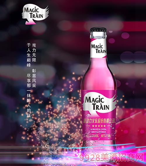新动力火车苏打酒(红)