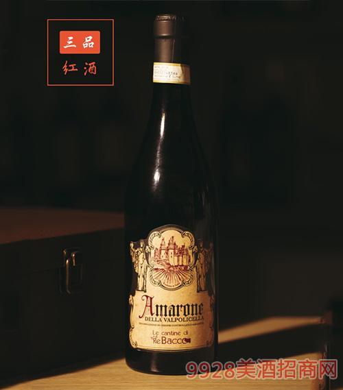 博卡酒庄阿玛罗尼红葡萄酒