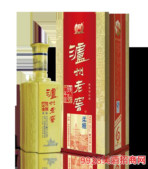瀘州老窖酒六年窖頭曲42度500ml