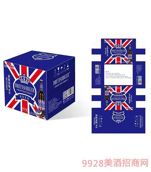 英伦风范啤酒500ml