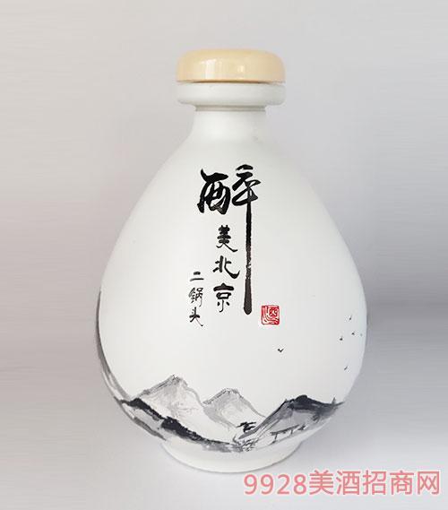 醉美北京二鍋頭酒壇裝白