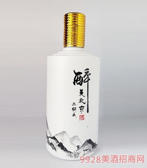 醉美北京二锅头酒白瓶