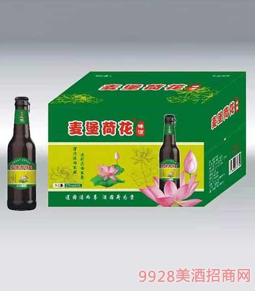 麦堡荷花啤酒270ml