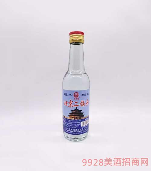 君有福北京二锅头紫标42度250ml