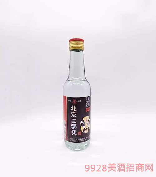 君有福北京二锅头黄脸谱42度250ml