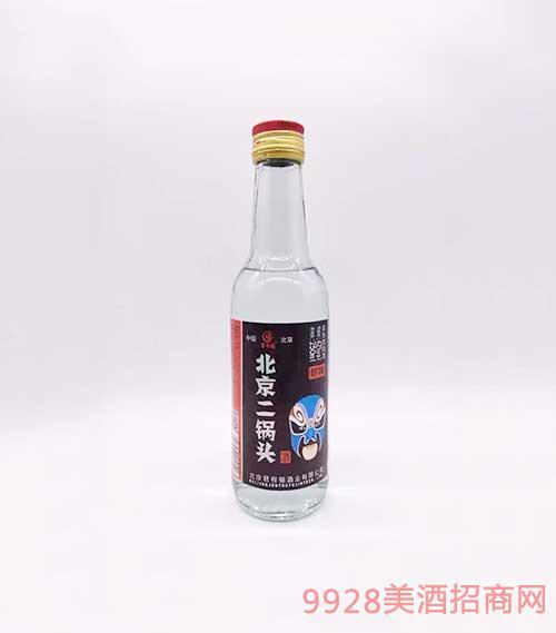 君有福北京二锅头蓝脸谱42度250ml