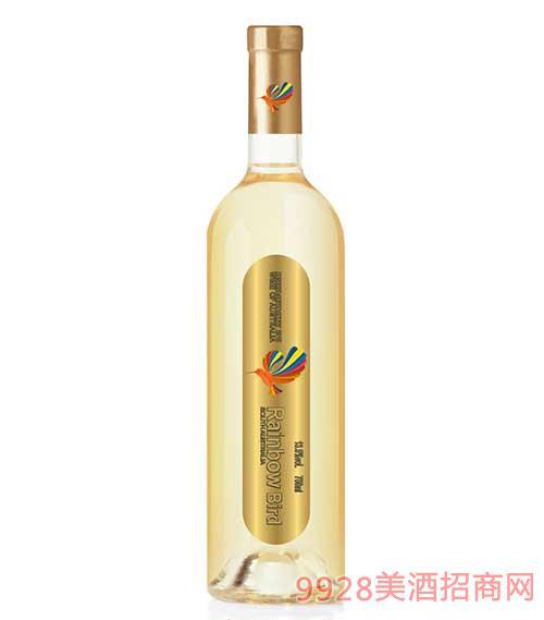 澳大利亚彩虹鸟珍藏霞多丽干白葡萄酒