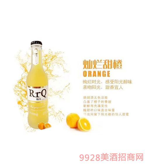 �J青�u尾酒橙子味