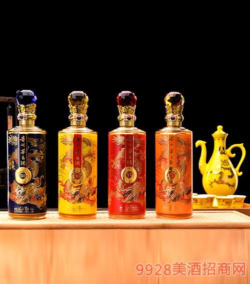 茅台金奖百年年份珍藏酒(4 瓶)