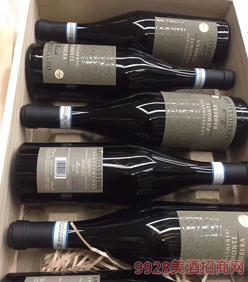 意大利原瓶进口红酒