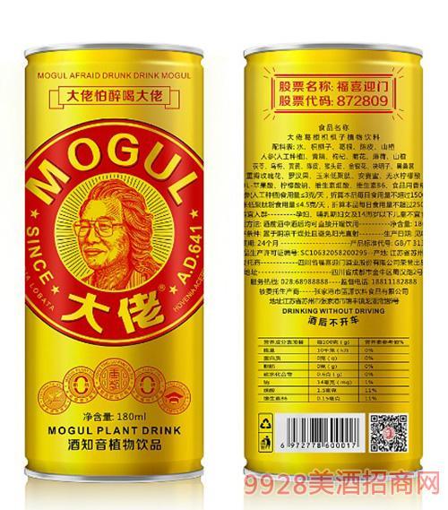 大佬酒知音解酒�料180ml�S罐