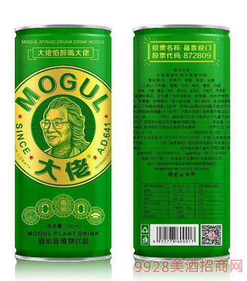 大佬酒知音解酒�料180ml�G罐