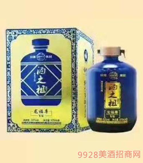 酒之祖龙福尊酒V6-52度475ml
