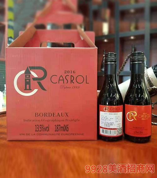 法国卡露精选葡萄酒