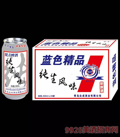 �生�L味熟啤酒500mlx24