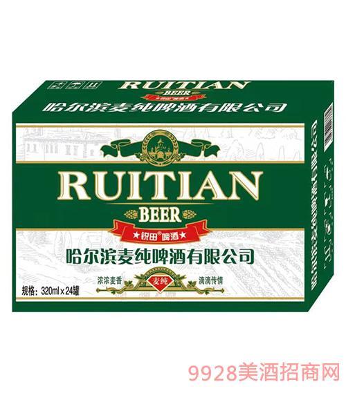 �J田啤酒320mlx24
