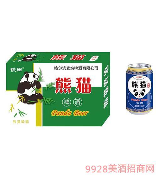 熊�啤酒320ml�G