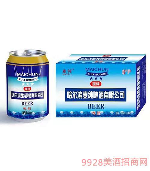 ���啤酒320mlx24