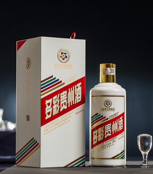 多彩贵州酒(多彩迎宾)