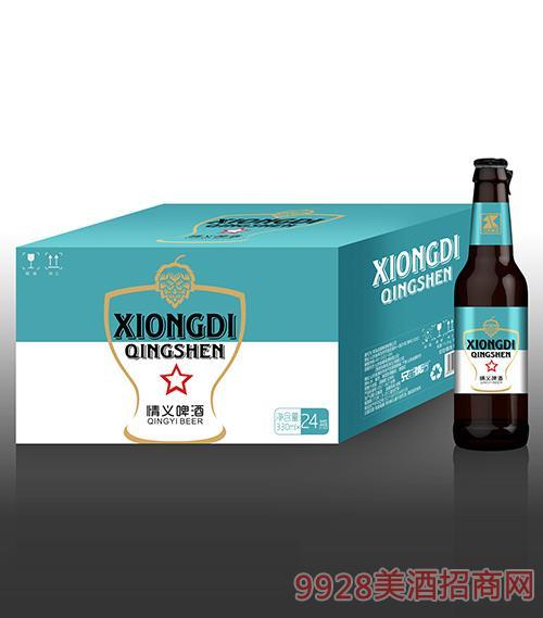 情义啤酒330ml