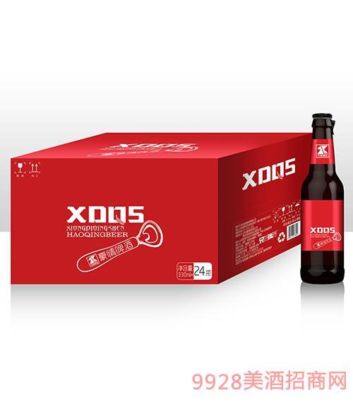 豪情啤酒330ml