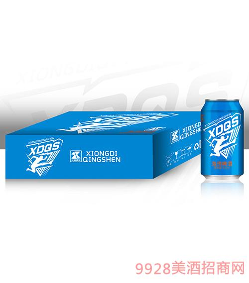 激情啤酒330ml