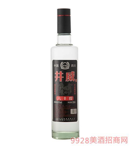 井威酒60度500ml
