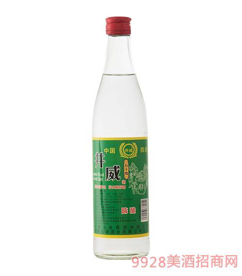 井威酒��50°500ml