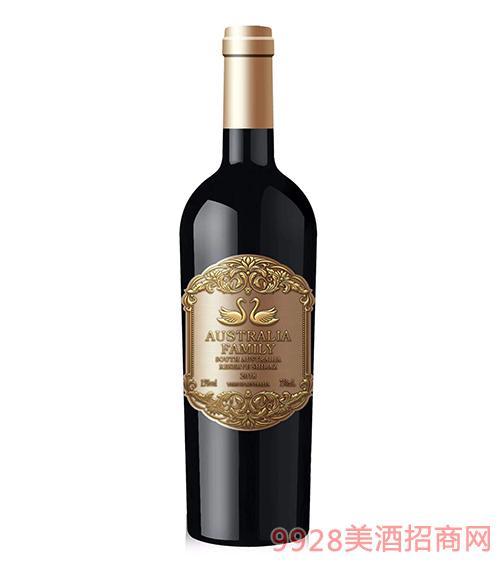 澳族酒�f天�Z干�t葡萄酒