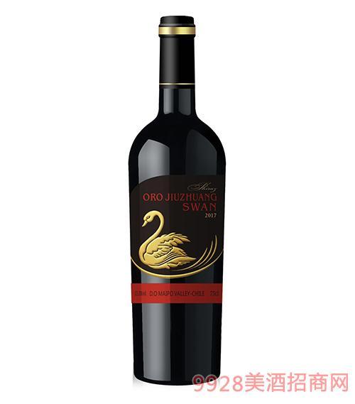 欧洛酒庄天鹅葡萄酒