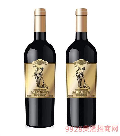 伯爵�t�珍藏西拉葡萄酒