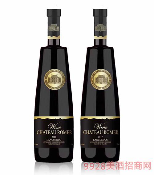 �_曼酒�f葡萄酒2017