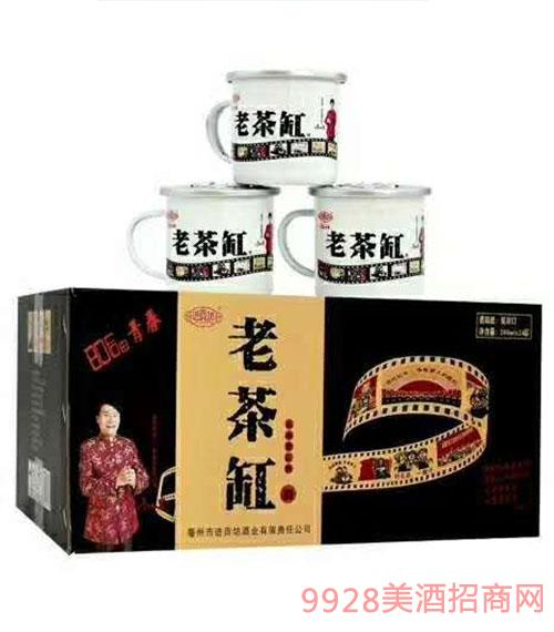 老茶缸酒 42/52度 200ml茶缸酒