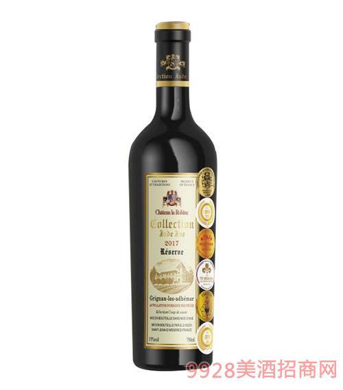 卡苷诺玉爵珍藏干红葡萄酒