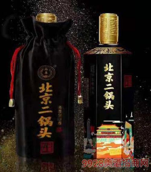 永丰牌魅力北京二锅头(黑)