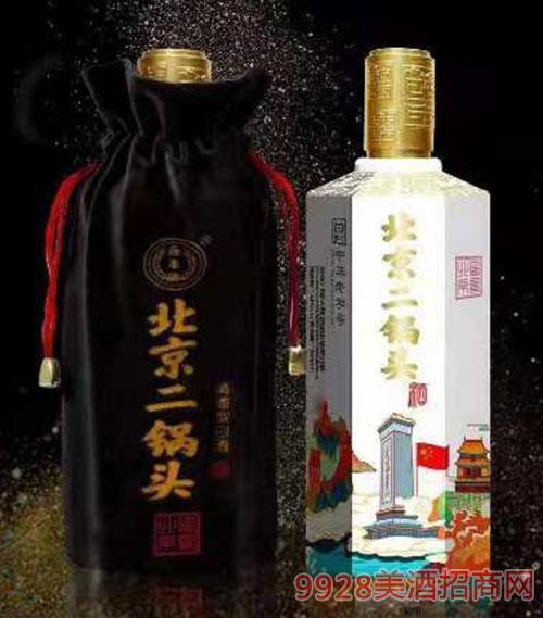 永丰牌魅力北京二锅头(白)