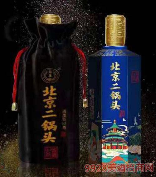 永丰牌魅力北京二锅头(蓝)
