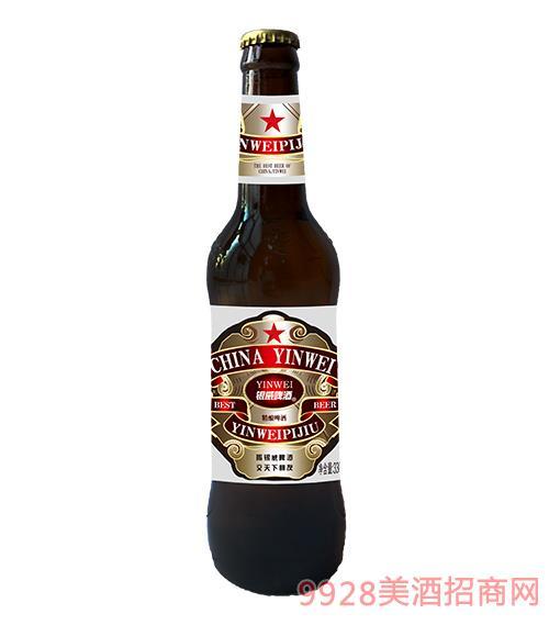 �y威啤酒�t百威棕330ml