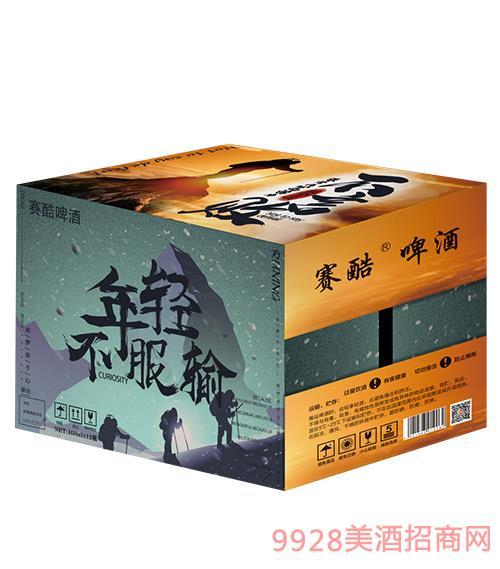 赛酷啤酒年轻不服输(箱)500ml