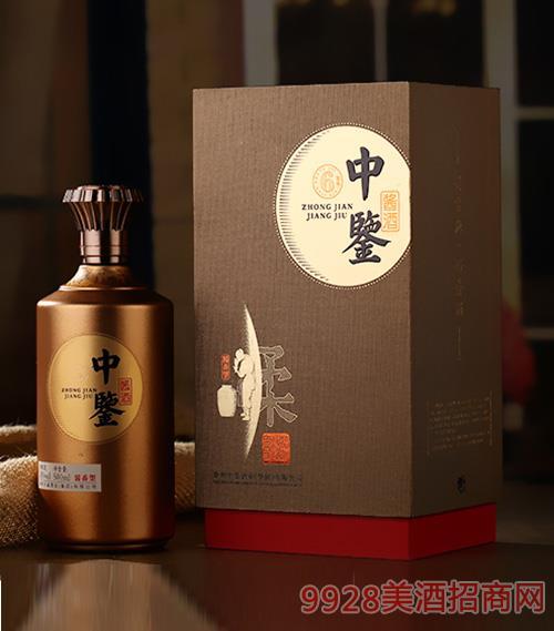 中鑒醬酒500ml