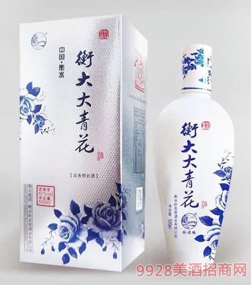 衡大大清花酒42度500ml